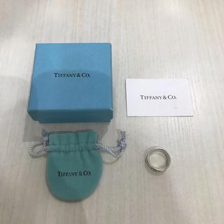 ティファニー(Tiffany & Co.)のティファニー 1837 ナローリング(リング(指輪))