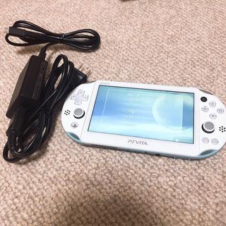 PlayStation Vita - psvita 本体 2000 +充電器 8GB