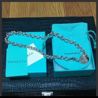 Tiffany & Co. - ティファニー 1837 リターントゥティファニーチョーカーネックレス