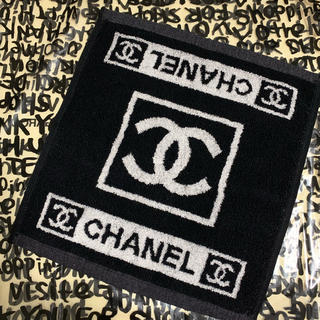 CHANEL - 💫CHANEL ノベルティ  ハンドタオル