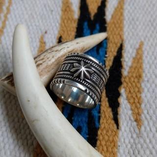 ナバホ族 パトリシアベドニーのリング(リング(指輪))