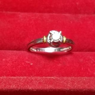 ダイヤモンド指輪(11号)Julian