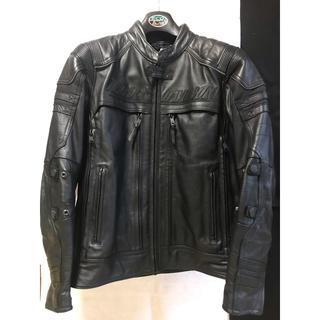 Harley Davidson - ハーレーダビッドソン  レザージャケット 【ご購入前にコメントをお願い致します】