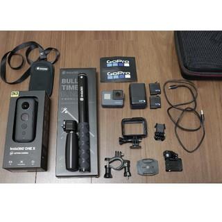 GoPro - insta360 one xとgoprohero5のセット販売