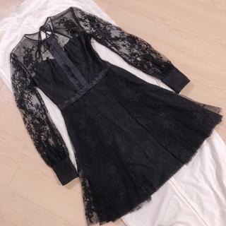 miumiu - miumiu♡レースワンピース ドレス