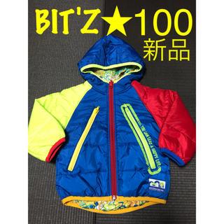 Bit'z - 新品 BIT'Z ビッツ★リバーシブル アウター ジャンパー 100