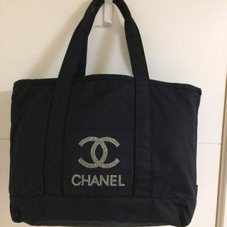 CHANEL - bigトート ノベルティ シャネル