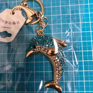イルカのバックチャーム(キーホルダー)