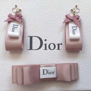 クリスチャンディオール(Christian Dior)のDior3点セット(ヘアアクセサリー)