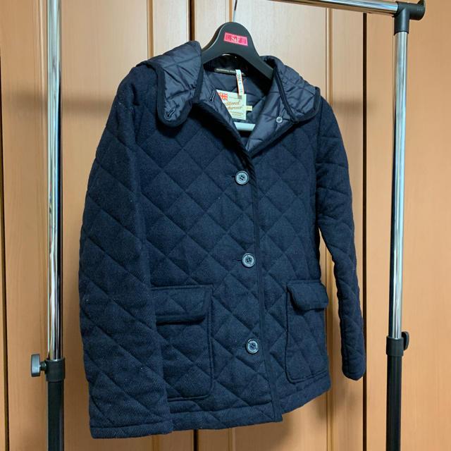 Demi-Luxe BEAMS(デミルクスビームス)のMACKINTOSH トラディショナルウェザーウェア  キルティングジャケット レディースのジャケット/アウター(その他)の商品写真