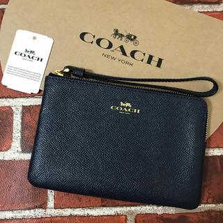 COACH - coach コーチ 小物入れ ポーチ 新品未使用 即日発送