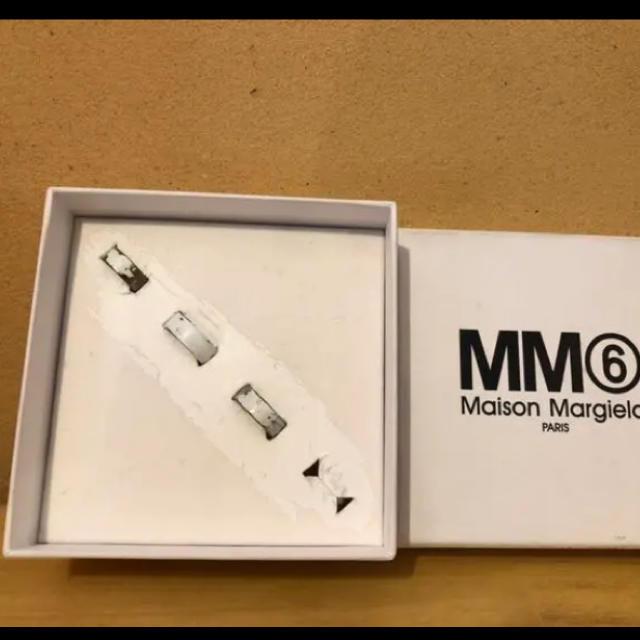 Maison Martin Margiela(マルタンマルジェラ)のマルジェラ 4連リング 2個のみ メンズのアクセサリー(リング(指輪))の商品写真