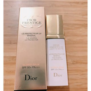 Dior - Dior プレステージ ホワイト ル プロテクター UV  ミネラル 化粧下地