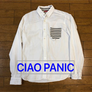 チャオパニック(Ciaopanic)の送料込◼️made in japan チャオパニックシャツ CIAOPANIC(シャツ)
