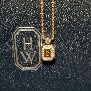 ハリーウィンストン(HARRY WINSTON)のHARRY WINSTON(ネックレス)