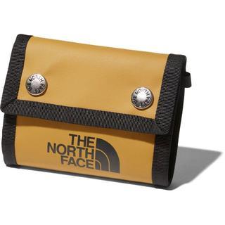 ザノースフェイス(THE NORTH FACE)のノースフェイス BCドットワレット  BK ブリティッシュカーキ 財布(折り財布)