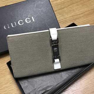 Gucci - ☆箱付き☆ GUCCI グッチ 長財布 レディース ジャッキー