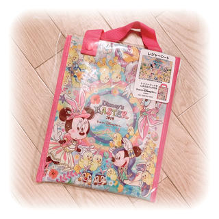 Disney - 【新品】東京ディズニーシー レジャーシート イースター ウサピヨ
