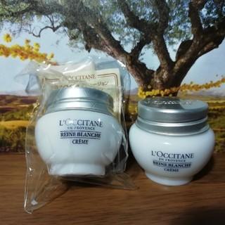 L'OCCITANE - 未使用ロクシタン RB美白クリーム8ml×2こ