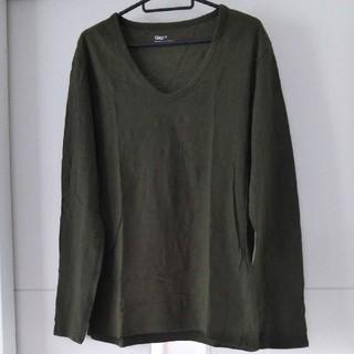 ギャップ(GAP)のギャップ GAP M ロンT Tシャツ トップス メンズ レディース(Tシャツ/カットソー(七分/長袖))