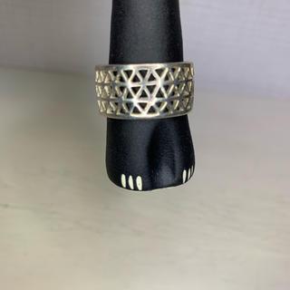 【セール】シルバーデザインリング(リング(指輪))
