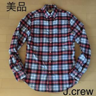 ジェイクルー(J.Crew)の美品☆ジェイクルー チェックシャツ(シャツ)