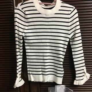 Rirandture - リランドチュール新品スカーフ付きニット♡