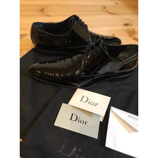 ディオールオム(DIOR HOMME)のDior Homme エナメルドレスシューズ(ドレス/ビジネス)