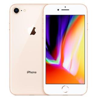 iPhone - 新品 iPhone 8 64GB SIMフリー ゴールド 2