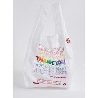 DEUXIEME CLASSE - 【OPNE EDITIONS】THANK YOU TOTE / エコバッグ