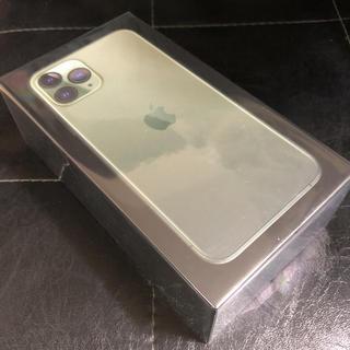 iPhone - iPhone 11pro 256GB ミッドナイトグリーン ソフトバンク