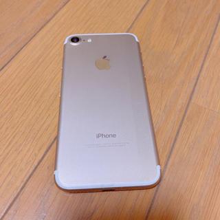 iPhone - iPhone7 ゴールド