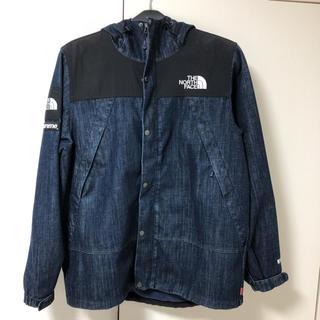Supreme - supreme north face demim jacket XL 15ss