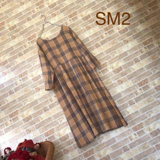 SM2 - SM2 リネン100%ワンピース