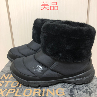 THE NORTH FACE - THE NORTH FACE × emmi☆ヌプシショートブーツ☆レア☆24.0