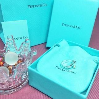 ティファニー(Tiffany & Co.)の☆新品☆未使用☆ティファニー フック&アイ リング12号(リング(指輪))