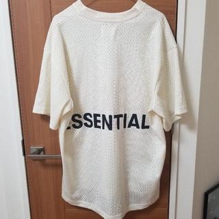 FEAR OF GOD - essential エッセンシャル メッシュ tシャツ