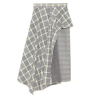 FRAY I.D - ペプラムスカート
