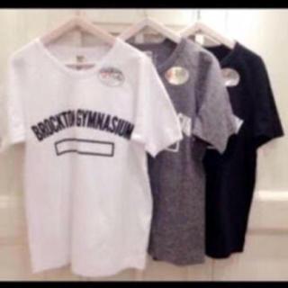 ミスティック(mystic)の新品ミスティックブロックトン白Tシャツ(Tシャツ(半袖/袖なし))