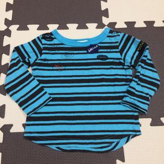 エフオーキッズ(F.O.KIDS)の80. F.O. ボーダー ロンT(Tシャツ)