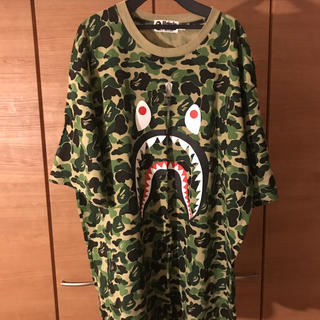 A BATHING APE - A BATHING APE シャーク