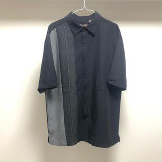 ヨウジヤマモト(Yohji Yamamoto)のヴィンテージ デザインシャツ 半袖シャツ(シャツ)