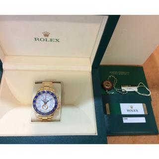 ロレックス(ROLEX)の【超美品・正規品】 ROLEX ヨットマスター2  116688 金無垢 (腕時計(アナログ))