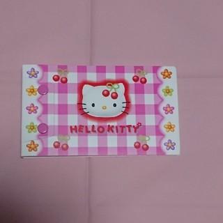 ハローキティ(ハローキティ)のHELLO KITTY カード&免許証ホルダー(パスケース/IDカードホルダー)