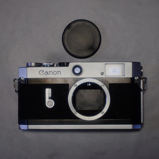 Canon - キヤノンP CanonP ボディキャップ付属