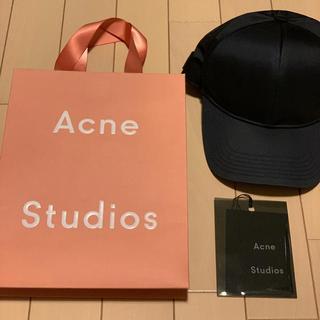 アクネ(ACNE)のacne cap(キャップ)