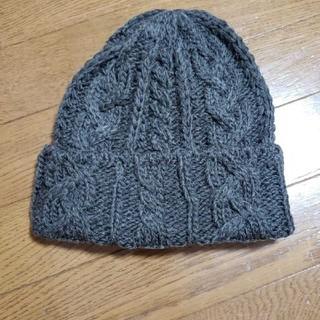 サマンサモスモス(SM2)のサマンサモスモス SM2 ニット帽(ニット帽/ビーニー)
