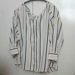 ロペピクニック(Rope' Picnic)のロペピクニック ストライプシャツ (シャツ/ブラウス(長袖/七分))