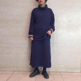 カスタネ(Kastane)の2018SS kastane カスタネ リブスエット&スカートセット(セット/コーデ)