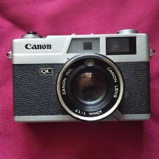 Canon - 40mm/F1.7 ニューキヤノネットQL17 New Canonet QL17